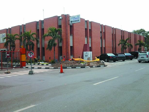 Cargo Office DMK Jakarta